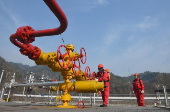 超深高含硫气田采收率提高6.2% 达到国际领先水平