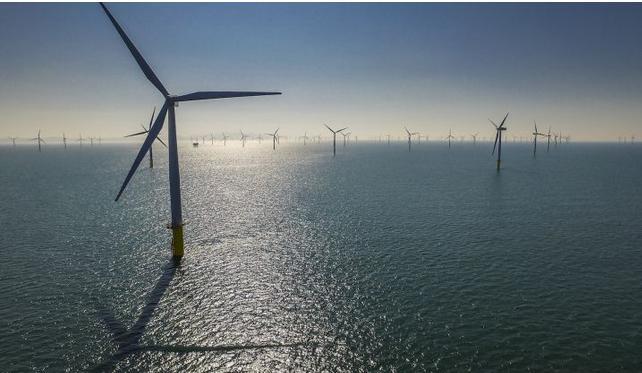 萊茵集團和法國電力公司、英國石油公司在英國海上風電租賃回合中獲勝