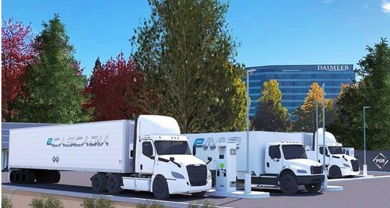 调查表明电动卡车将在2021年陆续出现