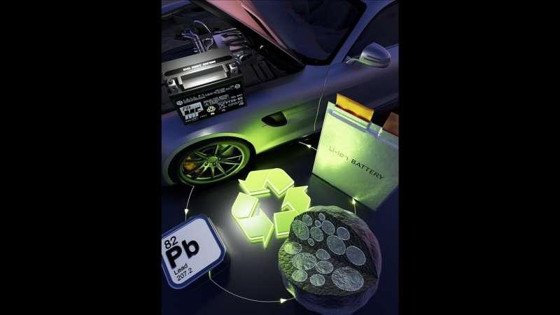 新型铅基阳极将用于下一代锂离子电池