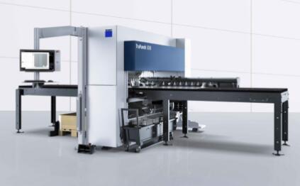 新型光纤打孔激光机和机床面世,以提高零件质量和生产效率