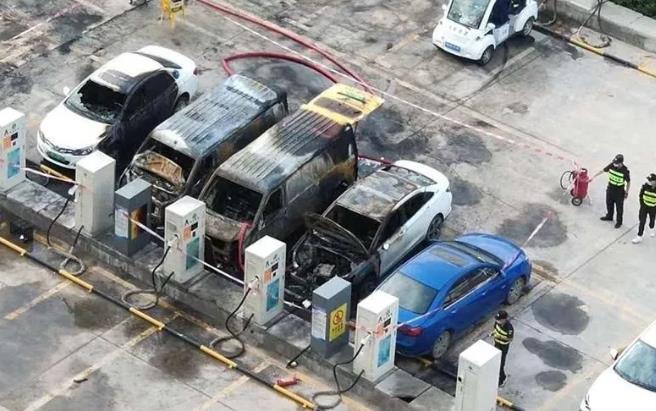 2020年电动汽车起火事故统计分析