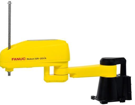 Fanuc推出新型机器人:有效载荷高达20kg