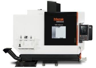 Mazak推出了三轴立式加工中心,配备双 800 MHz处理器
