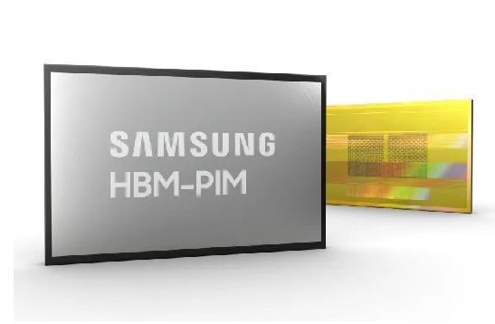 """三星开发出""""会思考的""""存储器,HBM-PIM性能翻倍能耗降低70%"""