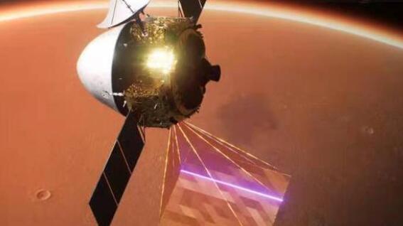天问一号探测器进入火星停泊轨道,3个月后环绕器7台载荷将全部开机