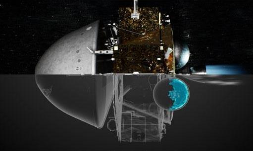 天問一號火星環繞器神秘面紗被揭開了:快來圍觀