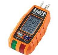 新型插座测试仪:具有大型背光LCD电压读数并清晰显示接线状态