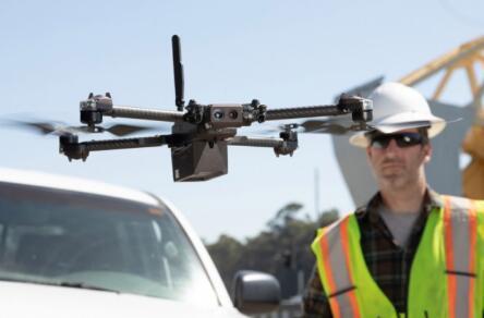 """號稱""""大疆顛覆者""""的Skydio,發布首款專用企業無人機X2"""