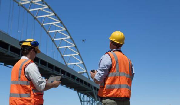 无人机为建筑和工程项目带来5个方面的价值