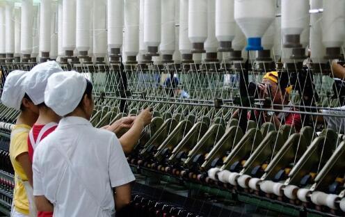 棉价继续上行 进口纱报价已上涨