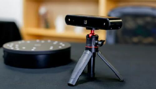 POP 3D扫描仪在Kickstart平台上筹集了230万美元