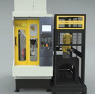 新型立式加工中心面世:可提供多种进料和出料选项 生产多种零件