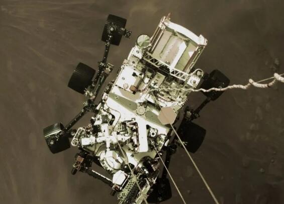 史上最貴火星車,毅力號憑什么值27億美元?