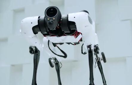 腾讯发布首个软硬件全自研的多模态四足机器人Max,软硬件三大创新,攻坚核心通用能力
