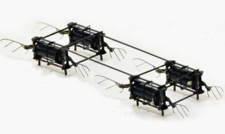 研究人员推出了新一代的迷你无人机,能够敏捷的处理问题