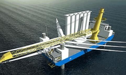 美國海上風電產業遇瓶頸 風力渦輪機安裝船成緊俏貨