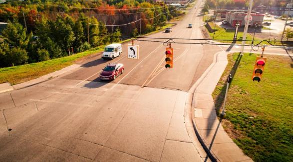 协作式生态驾驶自动化可提高能源效率和安全性