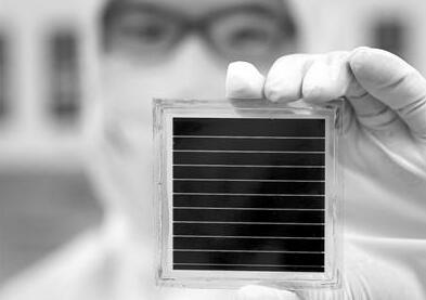 槽模涂覆工艺中加入适量DMSO溶液 可制造出效率为20.83%的太阳能电池