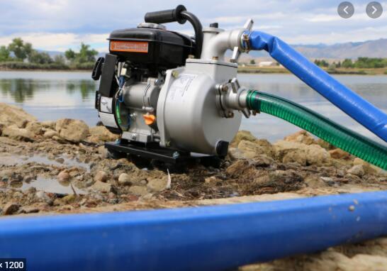 建筑工地常用的水泵的類型有哪些?