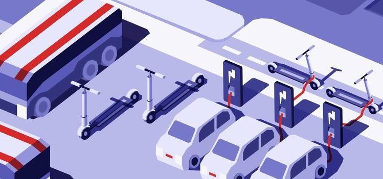 为了促进电动汽车的繁荣,多家公用事业公司公布了多区域充电网络计划