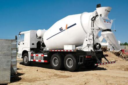 混凝土攪拌車是如何為施工商帶來經濟高效地工作方式的?