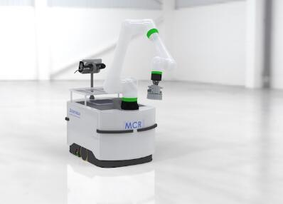 新型通用型自主移动协作机器人,负载能力为10公斤