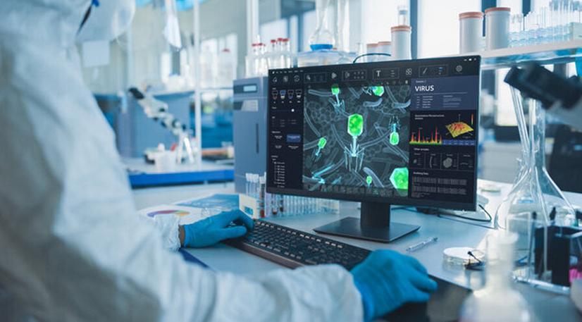 如何采用云计算和人工智能的力量加速药物生产