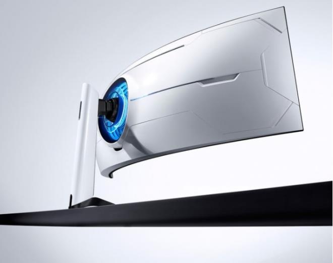 三星发布2021款49寸G9超曲显示器,240Hz的高刷新率和1毫秒的最大响应时间