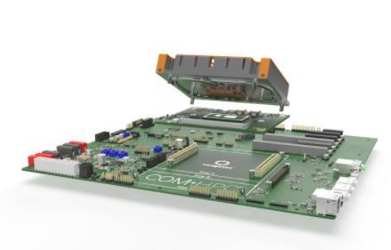众泰科技推出全新COM-HPC入门套装,走向Gen4接口技术的快车道