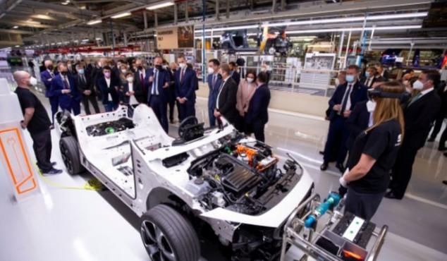 西班牙将欧洲复苏资金投入电动汽车市场
