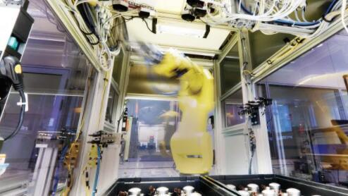 AI让光学检测实现智能化、自动化和数字化