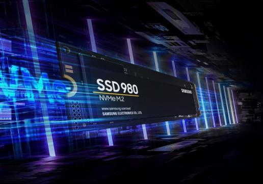 三星发布首款没有DRAM缓存的980 M.2 SSD,实现6.2倍于SATA SSD速度