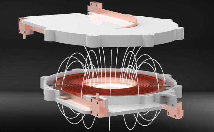 物理学家开发超导体线圈 可用于千瓦范围内的非接触式功率传输