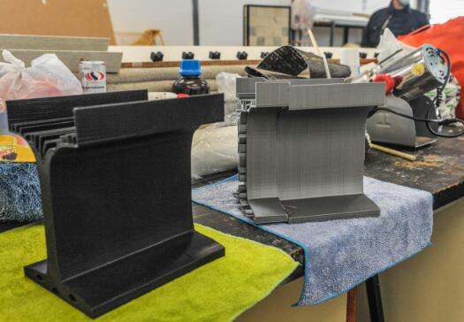 再生塑料为原料的新型3D打印梁,重量轻80%,坚固性不输混凝土