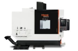 马扎克推出VC-Ez 20新的加工中心,将入门级机床推向新的高度