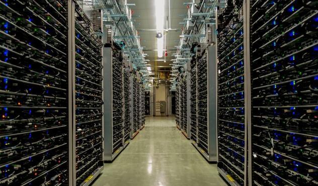 谷歌公司计划每小时将其大量的电力消耗量与可再生能源相匹配