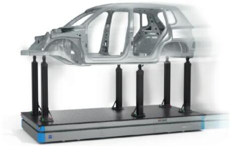 蔡司推出蜂窝状固定板:可遥控 助力CMM的装载