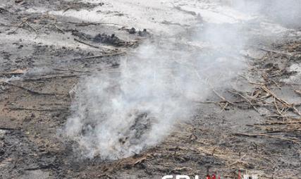 研究人员将水与环保灭火剂结合使用 比用水扑灭速度快两倍