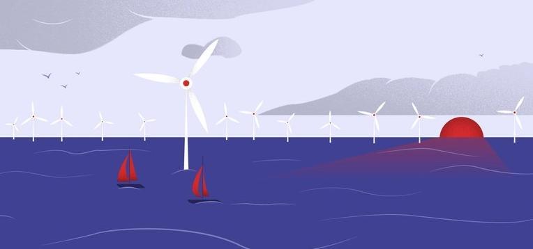 随着美国完成第一个大型项目的审查,海上风电开发瓶颈有望缓解