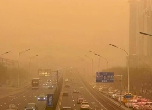 蒙古国沙尘暴的背后:羊绒出口大战引发过度放牧