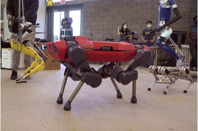 福特与U-M合作建设新大楼,开展机器人研究