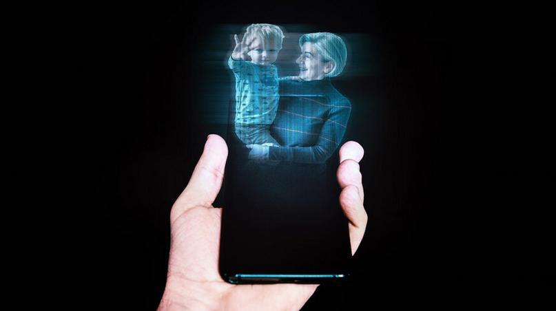人工智能使智能手机上的三维全息图成为可能