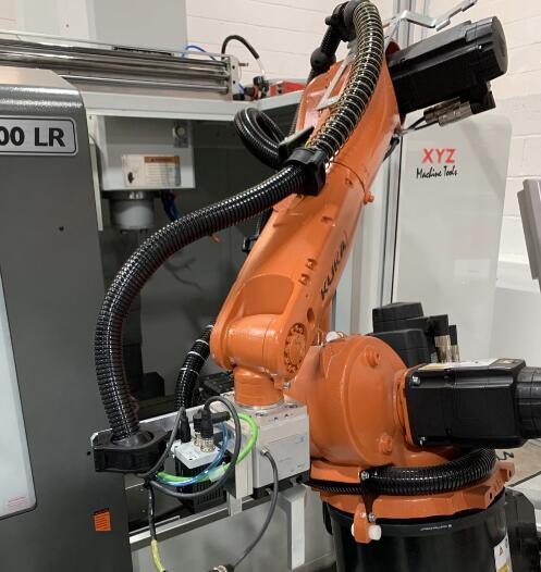 XYZ机床公司创建了一个自动化和机器套件:可缓解工人短缺危机
