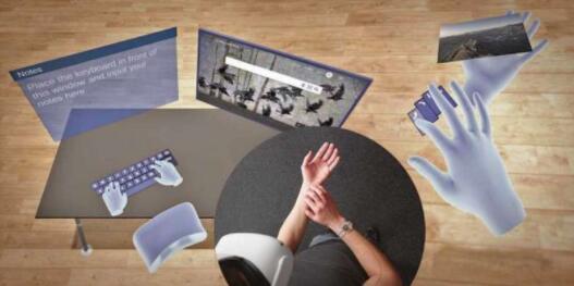 苏黎世研究人员开发双传感器腕带 使VR能够捕捉到更精细的手指运动