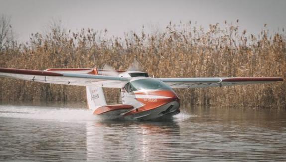 我国自研的首款水陆两用通用航空器 进入产业化应用阶段