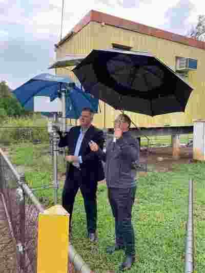 澳洲电讯在昆士兰启动物联网试点,收集更准确的天气数据