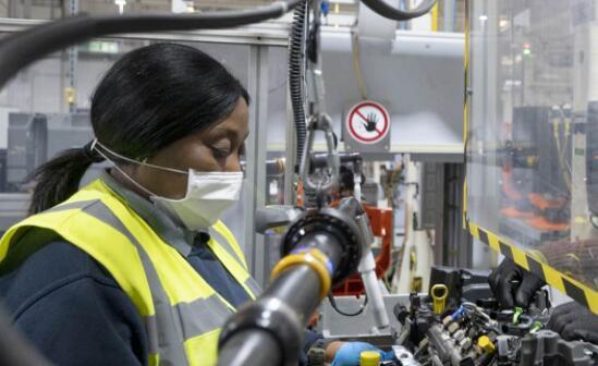福特的达格纳姆发动机厂将为全顺生产的柴油发动机