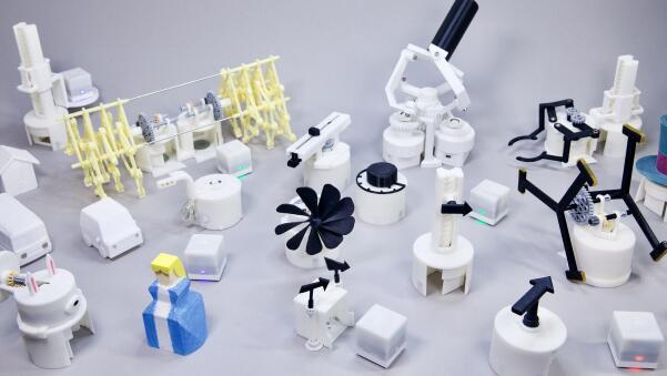 MIT开发出类似寄居蟹的机器人 只需在定制外壳中更换模式