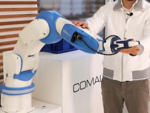 柯马推出新型高速协作机器人:速度可达6m/s,最大负载5千克